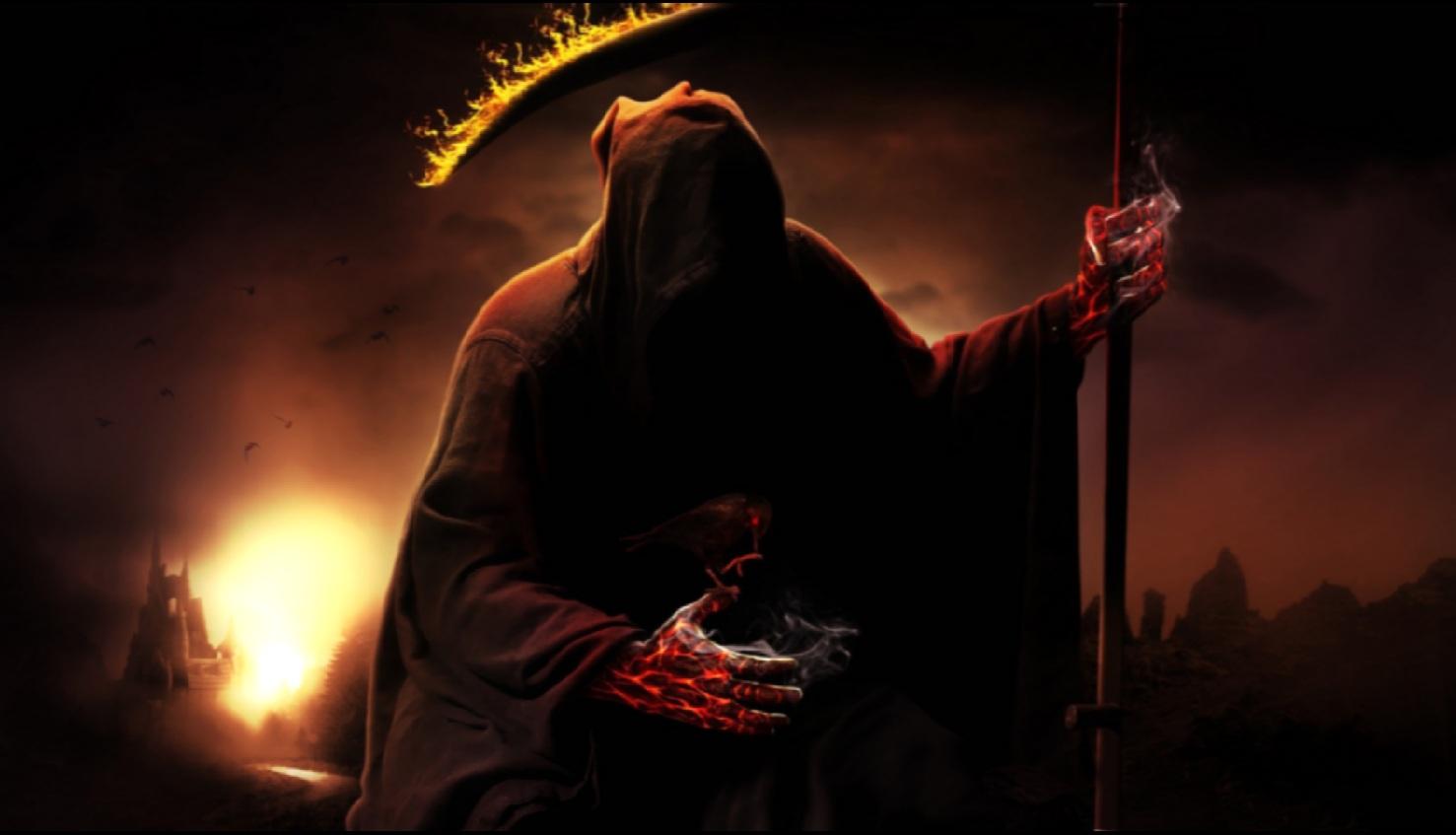 The Reaper Screensaver