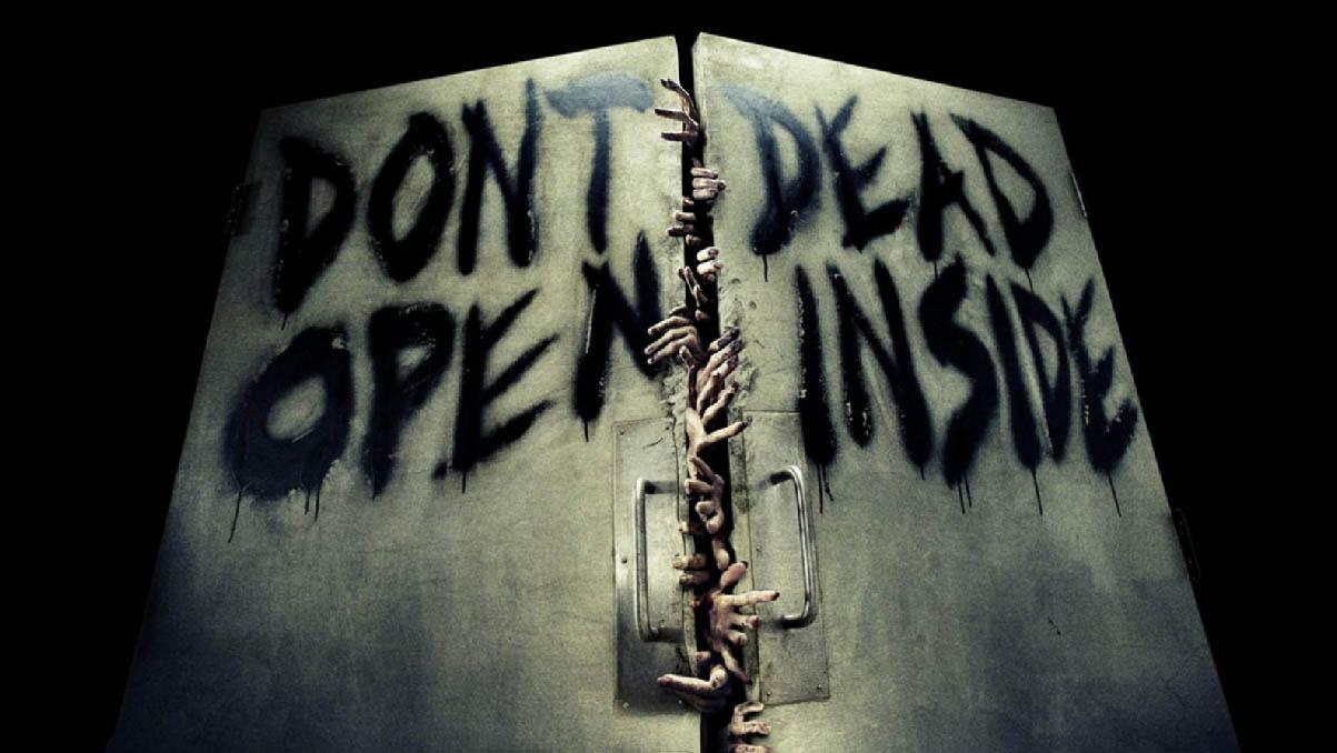 The Walking Dead Screensaver