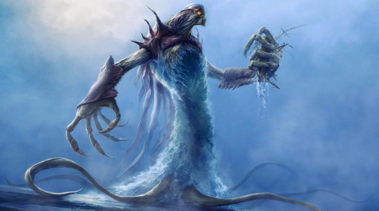 Underwater Monster Screensaver