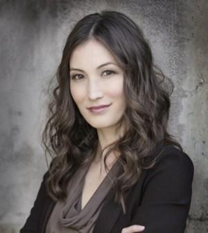 Jennifer Spence. August 2013. Photo by Dennys Ilic