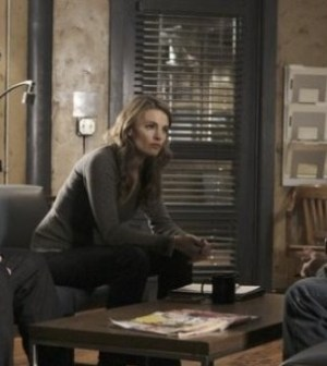 Pictured Nathan Fillion, Stana Katic, Taylor Kinney. Image © ABC Television Network.