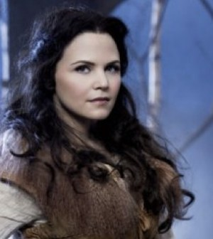 Ginnifer Goodwin as Snow While in ABC's Once Upon A Time. Image © ABC