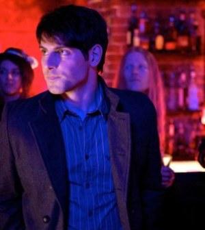 "GRIMM -- ""Plumed Serpent"" Episode 114 -- Pictured: David Giuntoli as Nick Burkhardt -- (Photo by: Scott Green/NBC)"