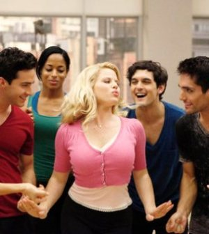 Megan Hilty as Ivy in 'Smash' Image courtesy and copyright NBC