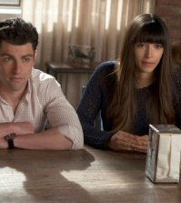 Max Greenfield and Cece Hannah Simone. Image ©2012 Fox Broadcasting Co. Cr: Isablella Vosmikova/FOX
