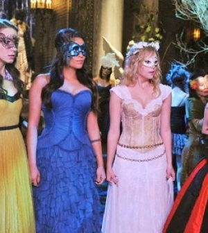 PRETTY LITTLE LIARS: Image courtesy and ©ABC Family