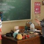 New Girl -- Featured Zoey Deschanel (as Jess) and Guest Star Dermot Mulroney. Image ©FOX