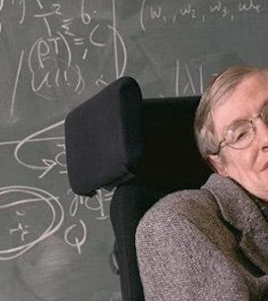 Dr. Stephen Hawking will encounter Dr. Sheldon Cooper on an upcoming episode of The Big Bang Theory