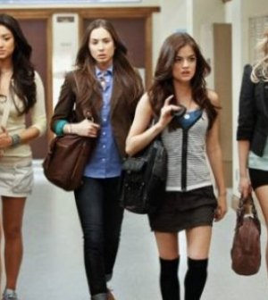 PRETTY LITTLE LIARS. Image courtesy and copyright ABC Family