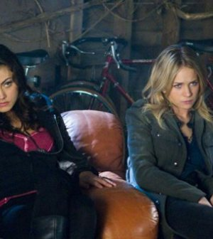 The Secret Circle Photo: Michael Courtney/The CW ©2012 The CW Network. All Rights Reserved.