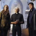 STANA KATIC, SAL LOPEZ, NATHAN FILLION