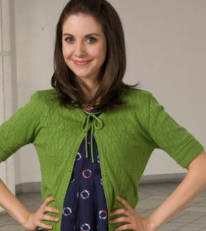 Alison Brie as Annie Edison on Community (Image © NBC Universal)