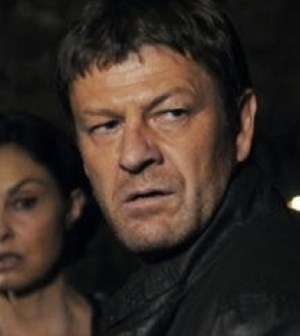 Ashley Judd and Sean Bean in MISSING. Photo by Rory Flynn/ABC. © ABC Television Network.