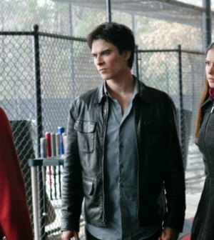 The Vampire Diaries Photo: Quantrell D. Colbert/The CW ©2012 The CW Network.