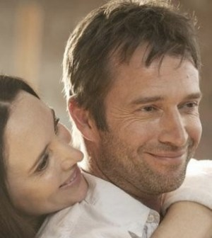 Madeleine Stowe and James Purefoy in Revenge. Image © ABC/Colleen Hayes