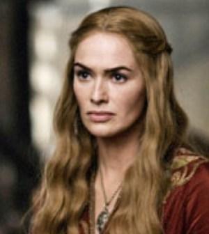 Lena Headey as Cersei. Image © HBO