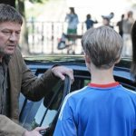 Sean Bean, Laurence Belcher and Ashley Judd. Image by Rory Flynn. © ABC Television Network.