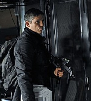 Jim Caviezel as John Reese in Person of Interest. Image ©CBS/WarnerBros