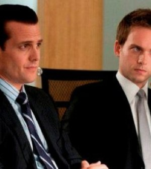 USA's SUITS returns June 14 at 10/9c. Image © USA Network.