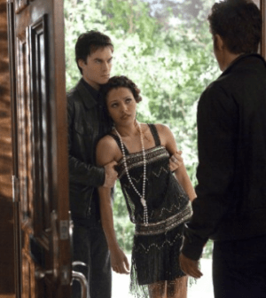 The Vampire Diaries. Photo: Annette Brown – © 2012 The CW Network. All Rights Reserved.