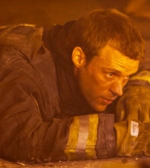 "CHICAGO FIRE — ""Pilot"" — Pictured: Jesse Spencer as Matthew Casey — (Photo by: Matt Dinerstein/NBC)"