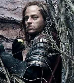 Tom Wlaschiha as jaqen h'ghar. Image © HBO