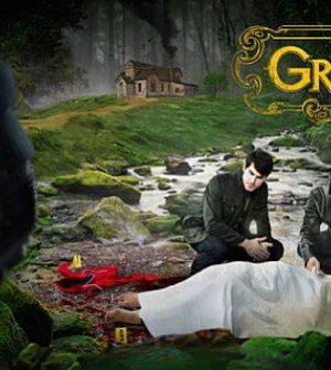 Grimm Logo © NBC