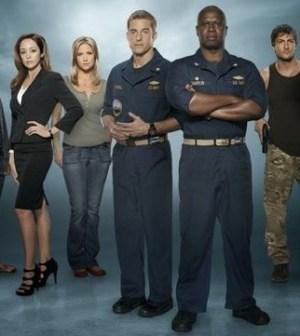 The cast of ABC's 'The Last Resort' Image © ABC/CRAIG SJODIN