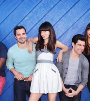New Girl Season Two: Image © FOX