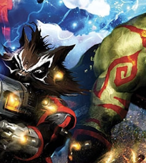 The Guardians of the Galaxy (Image © Marvel Comics)