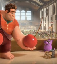John C. Reilly stars in Disney's WRECK-IT RALPH (image © 2012 Disney Animation Studios)