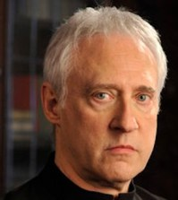 Brent Spiner as Brother Adrian on WAREHOUSE 13 (Photo By: Steve Wilkie/Syfy)