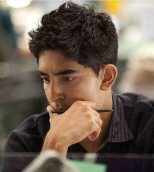 Dev Patel as Neal Sampat in The Newsroom. Photo: John P. Johnson © HBO