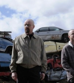 Photo from AMC's 'Breakng Bad' Season 5 Premiere. Image © AMC