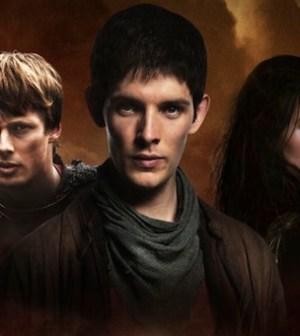 Merlin returns for Season 5 (Image © BBC)