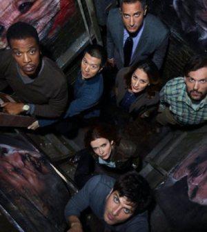 The Grimm Season 2 Cast. Photo by: Michael Muller/NBC.
