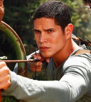 JD Pardo as Nate in NBC's Revolution. Photo by: Trae Patton/NBC.