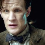Matt Smith as the Doctor. Image © BBC