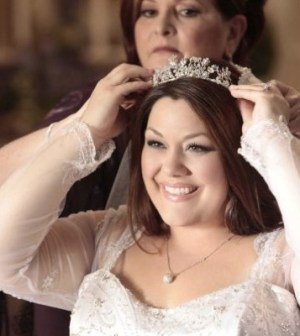 Brooke Elliott as Jane Bingum in Drop Dead Diva. Image © A&E Networks