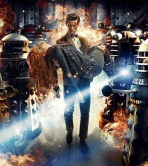 Doctor Who Series 7 Image © BBC