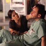 Erica Durance as Alex Reid, Salvatore Antonio as Victor Reis -- (Photo by: Stephen Scott/NBC)