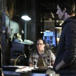 "Beauty And The Beast — ""All In"" — Pictured (L-R): Kristin Kreuk as Catherine, Austin Basis as JT, and Jay Ryan as Vincent. — Photo: Sven Frenzel/ © 2012 The CW Network, LLC. All rights reserved."