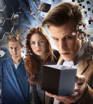 DOCTOR WHO Episode 7.04, 'The Power of Three' (Image © BBC)