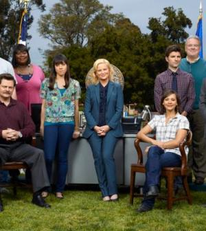 The Parks and Recreation Cast. Image © NBC.
