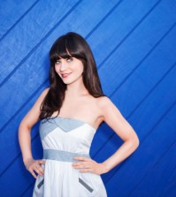 Zooey Deschanel as Jess in NEW GIRL (Photo by Dewey Nicks © 2012 Fox Broadcasting Co)