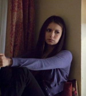 Nina Dobrev as Elena Gilbert in The Vampire Diaries. Photo: Annette Brown – © 2012 The CW Network.