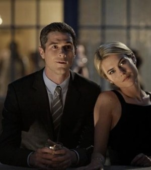 Dave Annable and Rachael Taylor in 666 Park Avenue. Image © ABC.