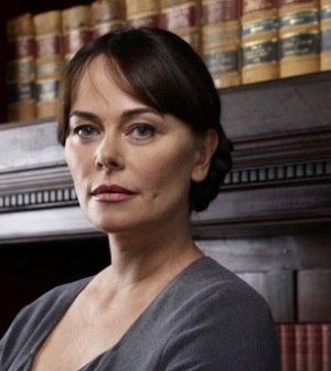 Polly Walker (Caprica, John Carter) will guest star in Season 4 of Warehouse 13 (Image © Syfy)