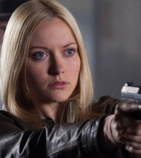 Georgina Haig as Etta in FRINGE 'The Bullet That Saved the World' (Photo by Liane Hentscher/FOX)