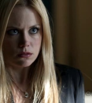 Claire Coffee as Adalind Schade. Image © NBC